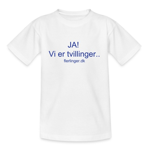 Teenager-T-shirt