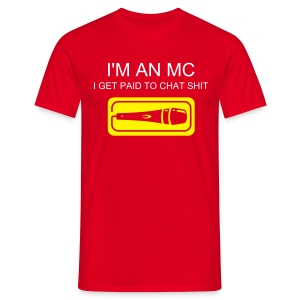 IM AN MC - Men's T-Shirt