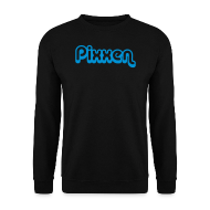 Pullover & Hoodies ~ Männer Pullover ~ Sweatshirt, schwarz
