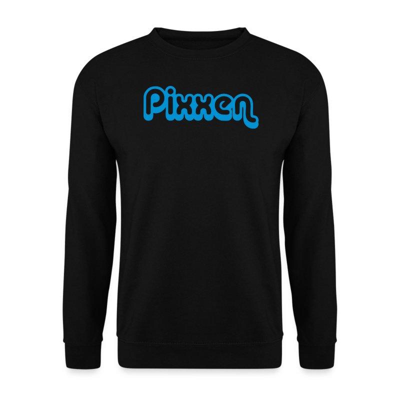 Sweatshirt, schwarz - Männer Pullover