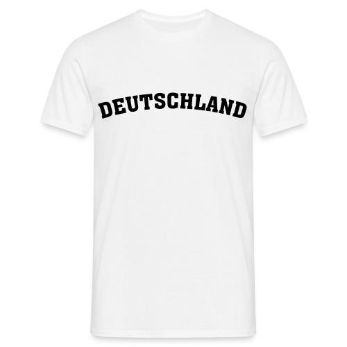 Shirt Deutschland - Männer T-Shirt