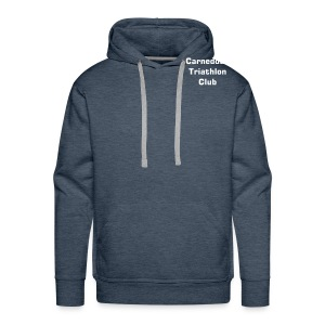 Men's Premium Hoodie - Club name on the breast