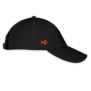 Fish-Icon Cap - Baseballkappe
