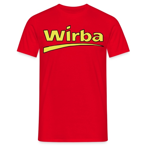 Wirba shirt - Mannen T-shirt