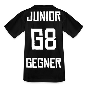 JUNIOR G8 GEGNER - Teenager T-Shirt