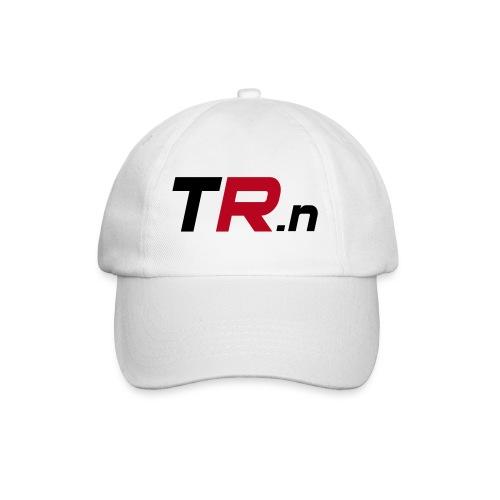 TRn Logo White Cap [TRN GFT] - Baseball Cap