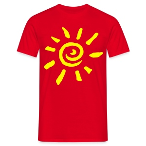 Sunshine - T-shirt Homme