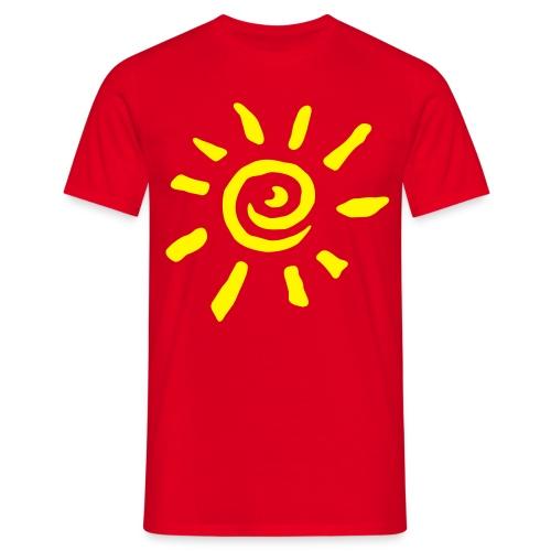 Sunshine - T-shirt Homme