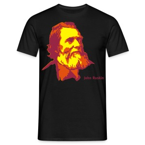 John Ruskin  - Männer T-Shirt