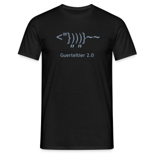 Guerteltier 2.0 - Männer T-Shirt
