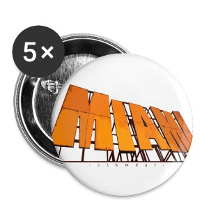 Badge Miami - Badge moyen 32 mm