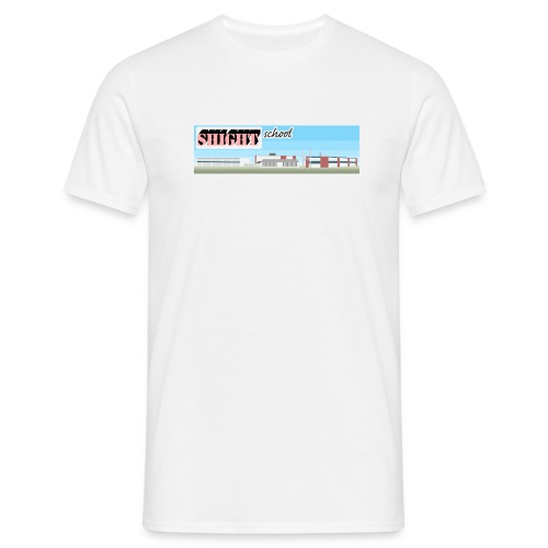 Shight School - Cowes - Men's T-Shirt
