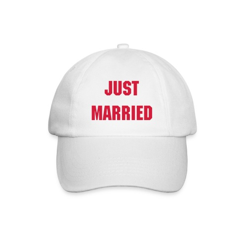 Just married baseball cap - Baseball Cap
