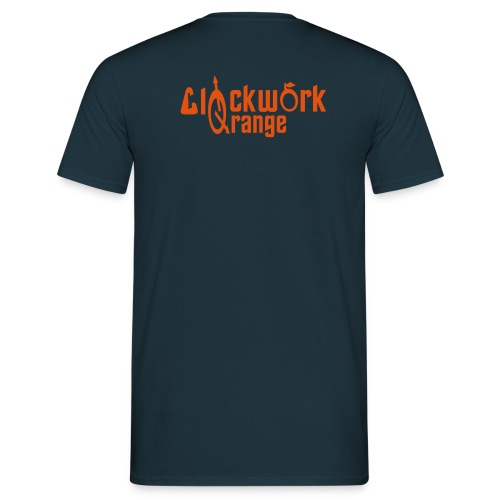 ClockWork Navy - Men's T-Shirt