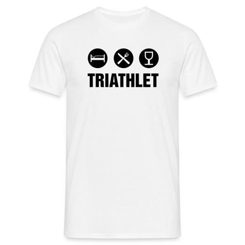 Urlaubs-Olympionike - Männer T-Shirt