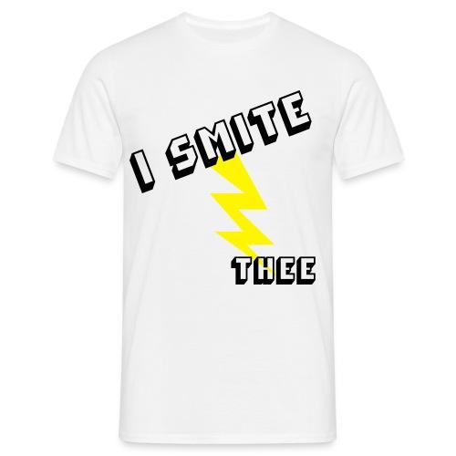 Smite thee - Men's T-Shirt