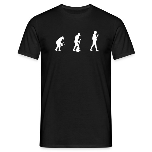Evolution of Rock! - T-shirt Homme