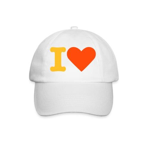 Girlie Piraten Cap - Baseballkappe