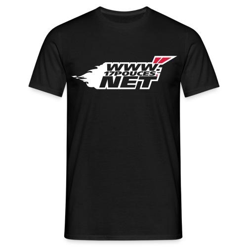 Tshirt Pseudo 2007 - Noir  - T-shirt Homme