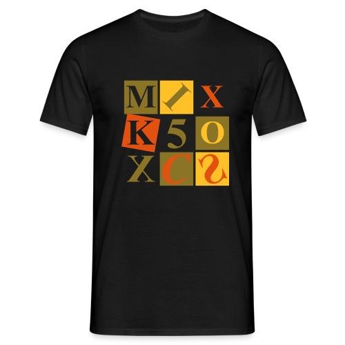 T-Shirt im Retro-Design - Männer T-Shirt