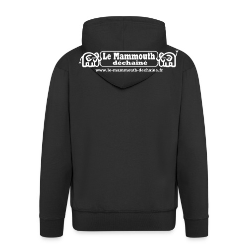 Coupe (budgétaire)-vent - Veste à capuche Premium Homme