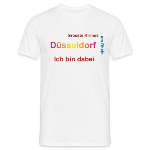 Duesseldorf - Männer T-Shirt