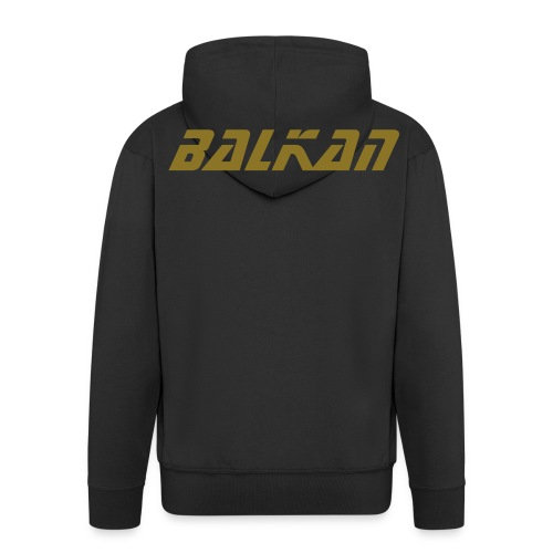 BALKAN  - Men's Premium Hooded Jacket