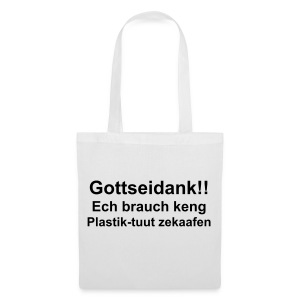 Anti-Nondikass-Bag - Tote Bag