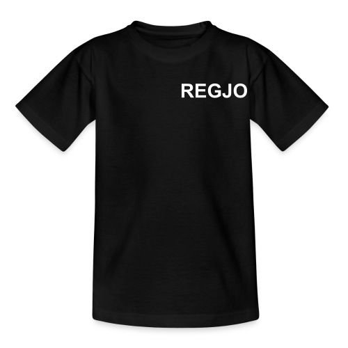 REGJO - Teenager T-Shirt