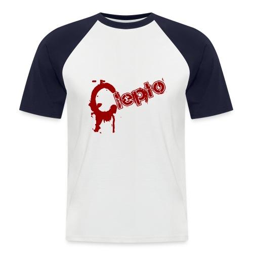 Clepto- Shirt - Männer Baseball-T-Shirt