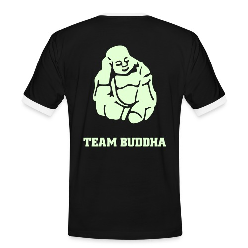 Team Buddha Shirt - Men's Ringer Shirt