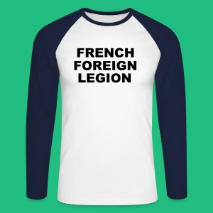 FFL RIGHT SWB - T-shirt baseball manches longues Homme