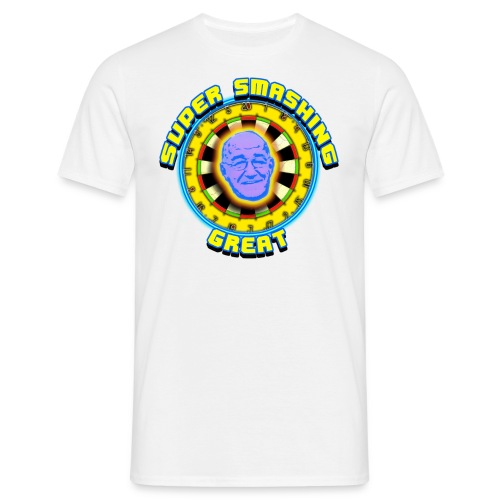 Super Smashing Great - Men's T-Shirt