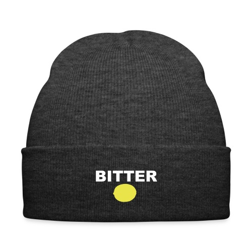 Bitter Hat (black) - Winter Hat