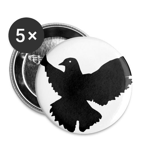 anstecken - Buttons klein 25 mm