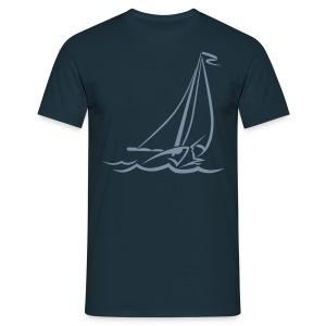 Sailing Shirt - Männer T-Shirt