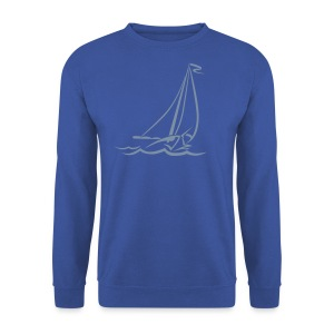 Sailin-Tribal-Sweaty - Männer Pullover