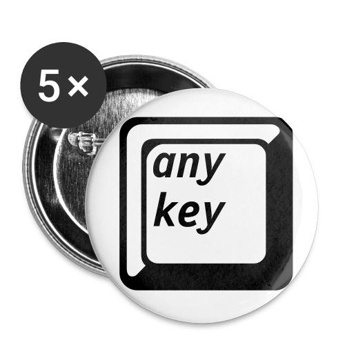 Button - Buttons mittel 32 mm