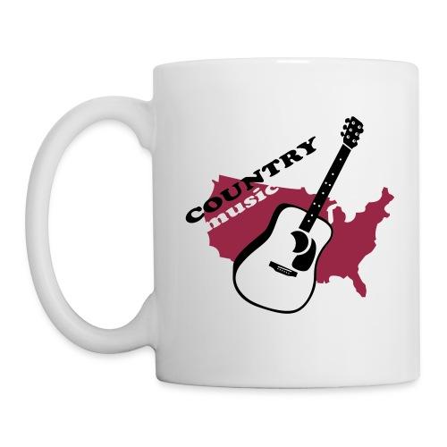 Country music - Mug