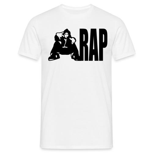 rap - Männer T-Shirt