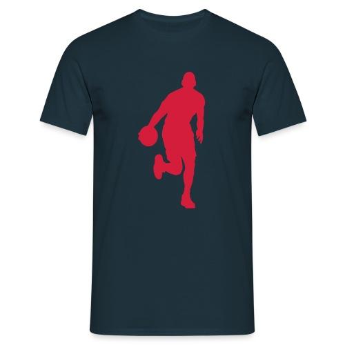 Ball till u Fall - baller tee - Men's T-Shirt