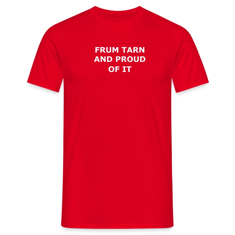 frum tarn and proud of it t shirt barnsley tees. Black Bedroom Furniture Sets. Home Design Ideas