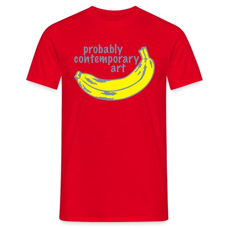 Kunst T-Shirt - Männer T-Shirt