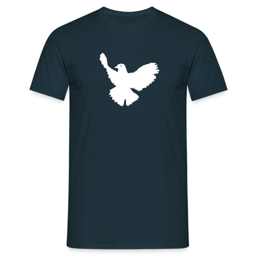 Taube 7 - Männer T-Shirt