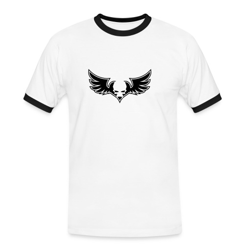 T-SHIRT HOMME TRIBAL - T-shirt contrasté Homme