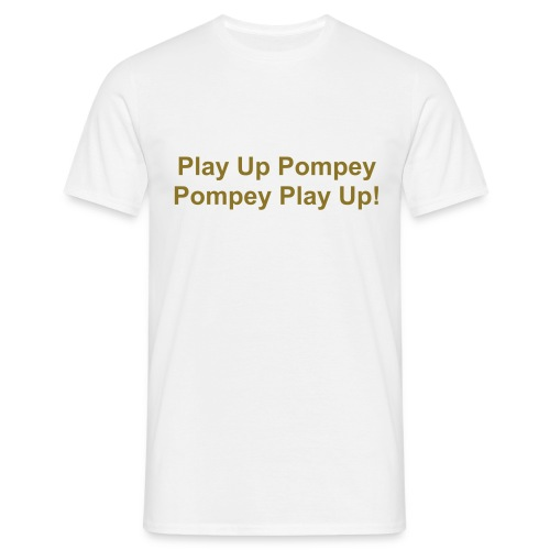 Play Up Pompey Tee - Men's T-Shirt