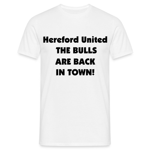 Hereford United - Men's T-Shirt