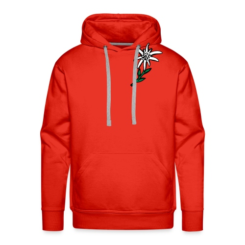 The Ultimative Edelweiss of Switzerland - Männer Premium Hoodie