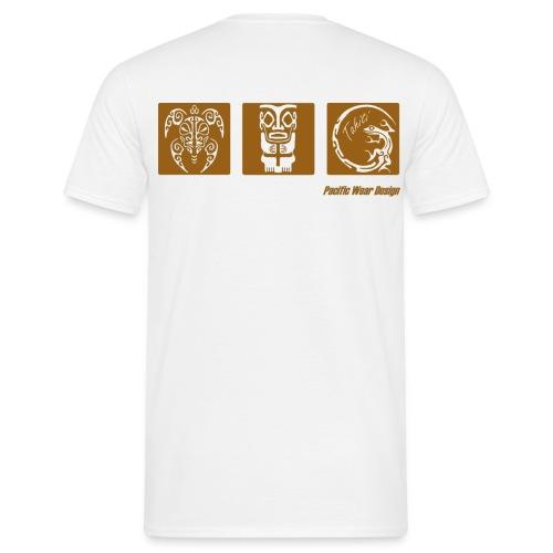 Tiki - T-shirt Homme