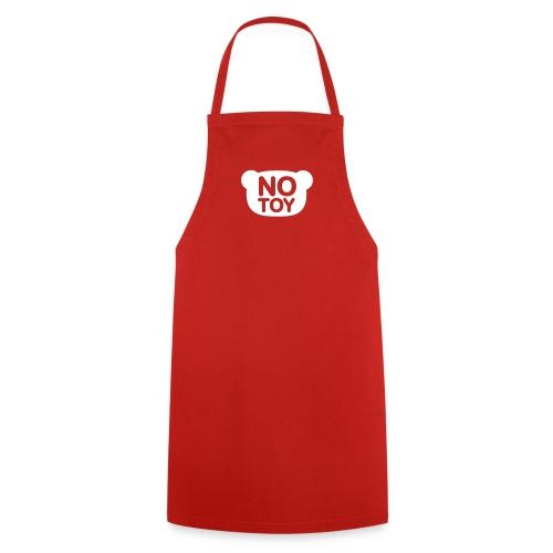 Grambiule Rosso No Toy - Grembiule da cucina